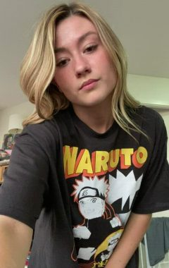 Do You Prefer Me In Or Out Of My Naruto Shirt!?