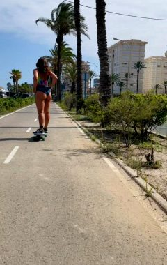 Great Day For Longboarding😀